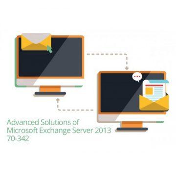 Microsoft 70-342: Advanced Solutions of Exchange Server 2013